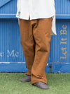 면 Men's Work Pants-Ametsuchi