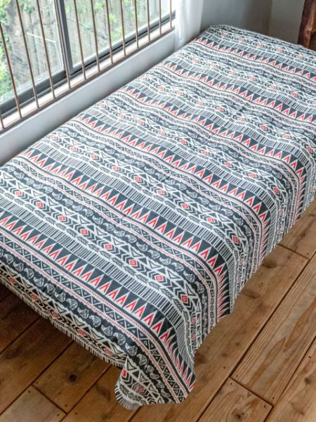 Navajo Bear Multi Cloth | Bedcover