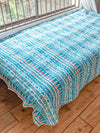 Navajo Bear Multi Cloth | Bedcover-Bed Linen-Ametsuchi