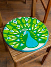 Round Chair Cushion-Ametsuchi