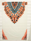 African DASHIKI Pattern Bettdecke Multi Cloth-Ametsuchi