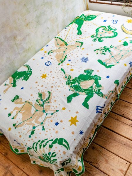 Summer Constellation Multi Cloth | Bettdecke