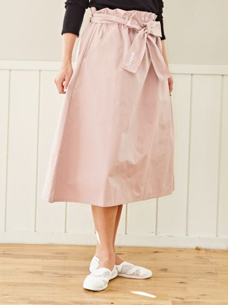Skirt Midi Ribbon MERCI-Ametsuchi