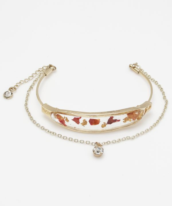 Floral Bangle-Ametsuchi