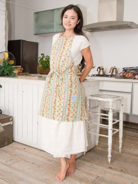 French Pattern Apron