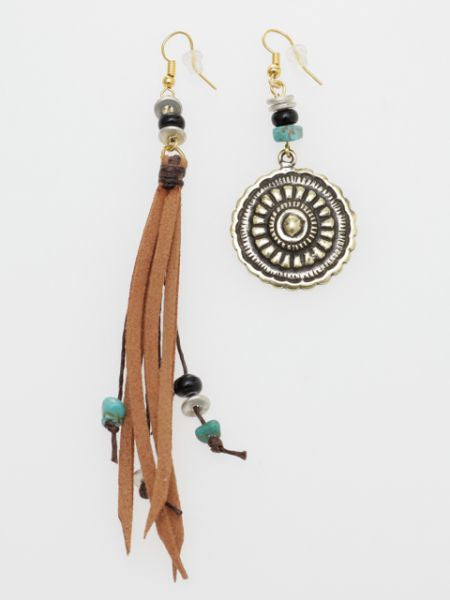 Native American Motif Earrings