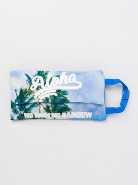Hawaiian Scenery Tissue Paper Cover