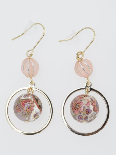 Arabesque Ball Earrings