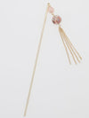 Arabesque Ball KANZASHI Hair Stick