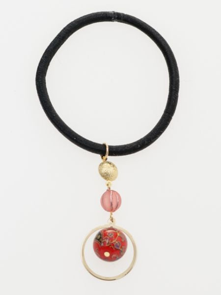 Arabesque Ball Hair Tie-Ametsuchi