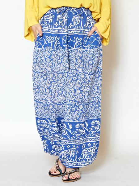Nepalese Cotton Unisex Harem Pants