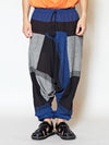 Travel Unisex Harem Pants-Ametsuchi