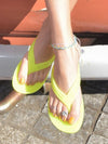 Chanclas ALOHA Neon Color-Ametsuchi