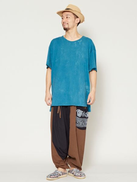 Ethnic Pattern Unisex Harem Pants