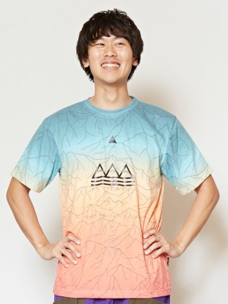 Colorful GEOM Men 's T Shirt