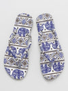 Elephant Thong Sandals-Ametsuchi