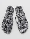 코끼리 Men's Thong Sandals-Ametsuchi