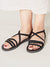 Braid Thong Sandalen