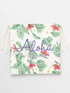 ALOHA Square Cushion-Ametsuchi