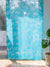 Hawaiian Motif Sheer Curtain 200cm