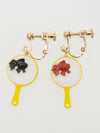 KINGYO Clip Earrings-Ametsuchi