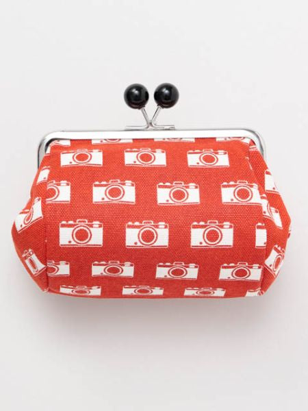 Retro Pattern HANPU GAMAGUCHI Purse