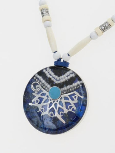 Dreamcatcher ORGONITE Necklace -Necklaces-Ametsuchi