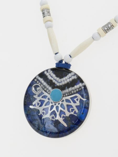Kalung Dreamcatcher ORGONITE -Necklaces-Ametsuchi
