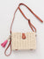 Basket Shoulder Bag