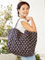 Provence Pattern Large Tote Bag