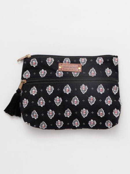 Provence Pattern Pouch