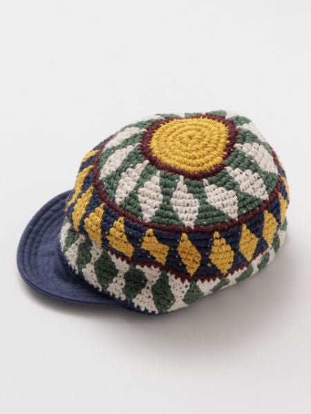 Hand Knitted Cap