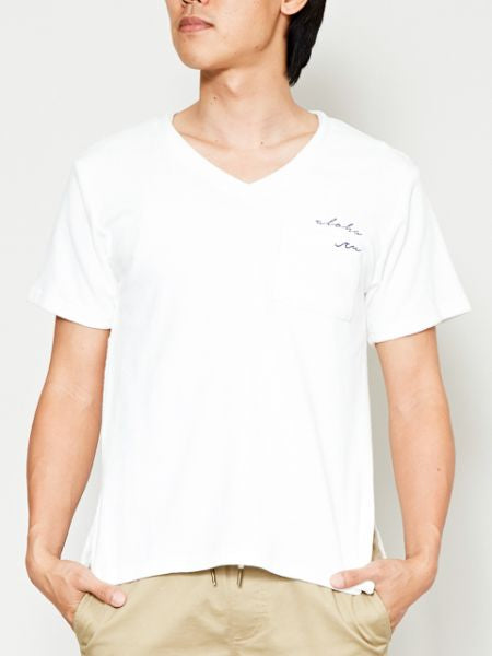 ALOHA Men 's Pile Top