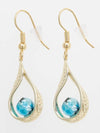 LANIKAI Blue Earrings-Ametsuchi