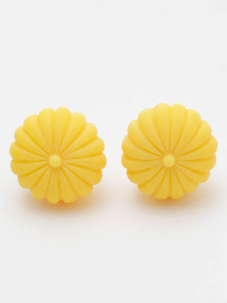 Japanese Sweets Charm Earrings-Ametsuchi