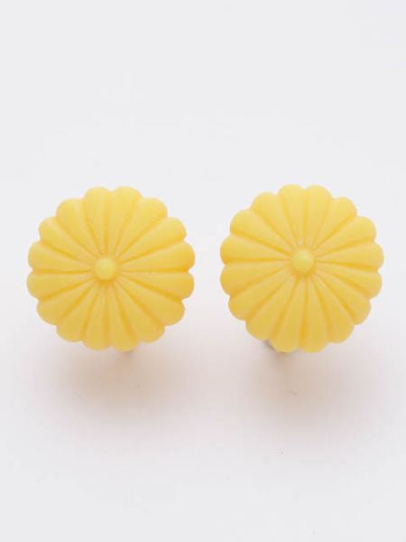 Japanese Sweets Charm Clip Earrings