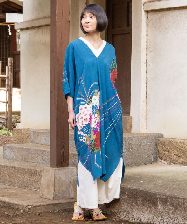 NIPPON Festive Dress-Ametsuchi