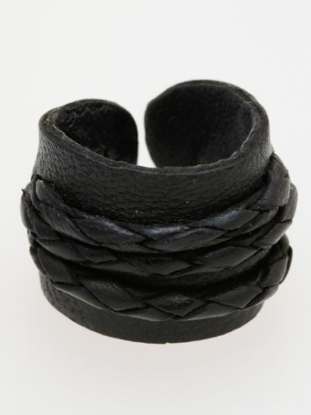 Kunstleder Braid Ring-Ametsuchi