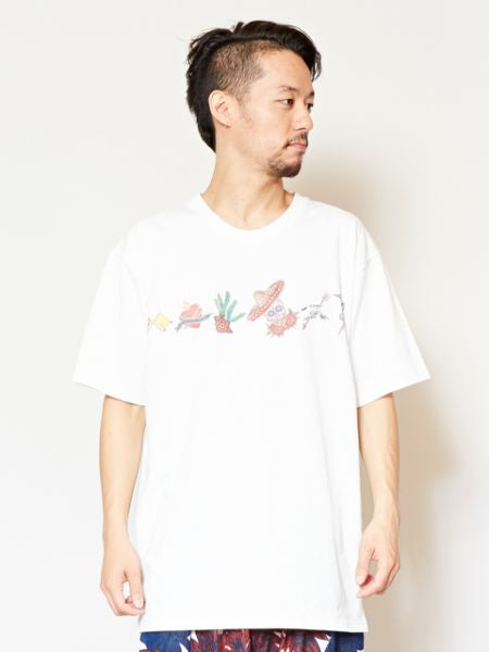 Mexican Pattern Men Tee-Ametsuchi