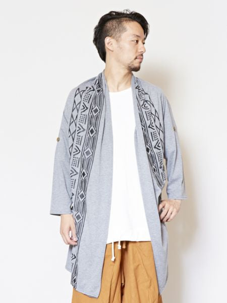 Cardigan long GEOM