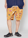 Mexican Pattern Men's Shorts-Pants & Shorts-Ametsuchi