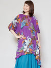 Botanical Flower Tunic-Ametsuchi