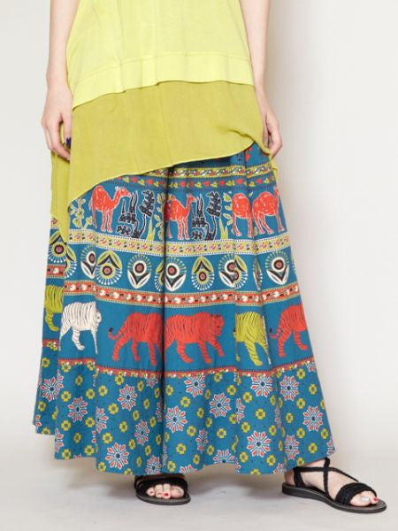 Mondern Ethnic Wide Leg Pants