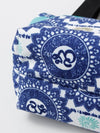 OM Pattern Small Hand Bag