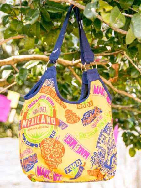 Mexican Pattern Bag