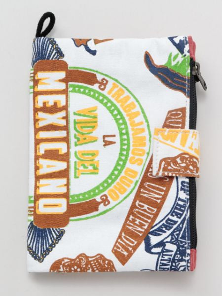 Mexican Pattern Travel Purse-Bags & Purses-Ametsuchi