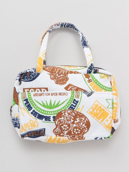 Mexican Pattern Hand Pouch