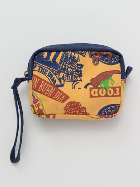 Mexican Pattern Pouch-Ametsuchi