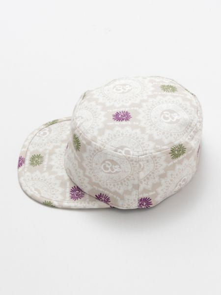 OM Pattern Work Cap