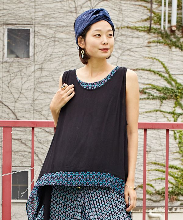Freedom Layered Tank Set-Ametsuchi
